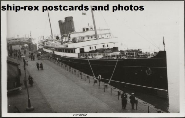 VICTORIA (1907, Isle Of Man Steam Packet) photo